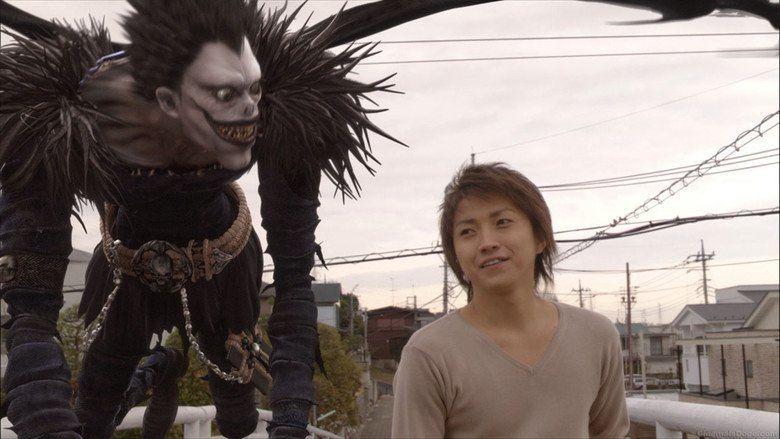 Death Note (film) movie scenes