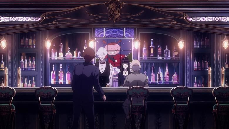 Death Parade movie scenes