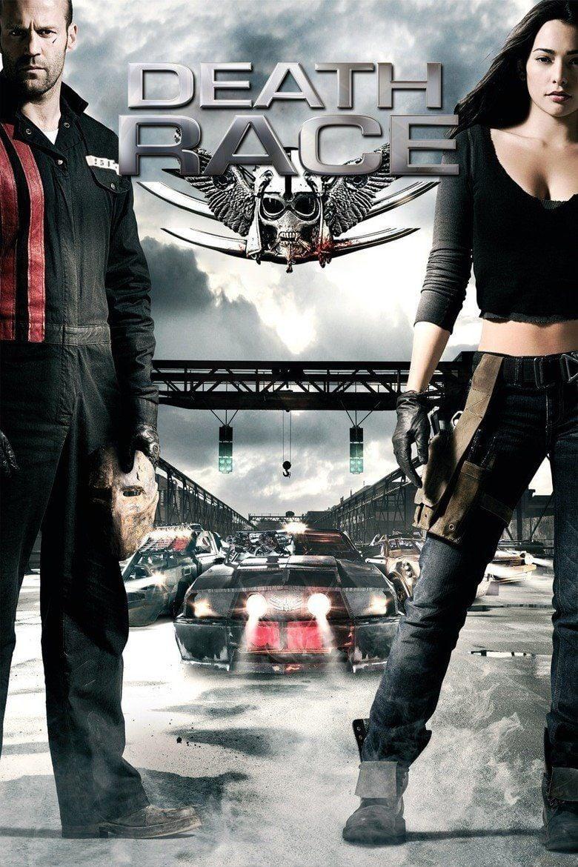 Death Race (franchise) movie poster