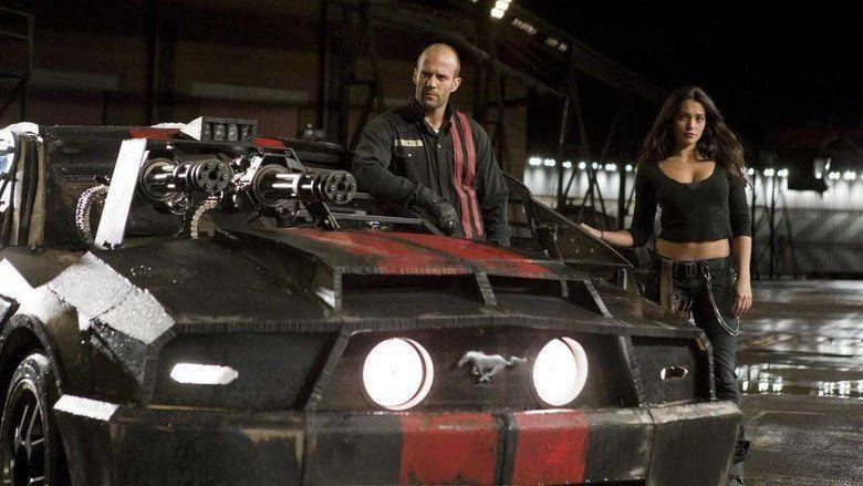 Death Race (franchise) movie scenes