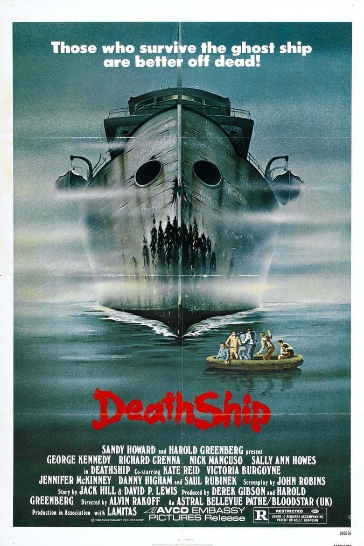 Death Ship (1980 film) movie poster