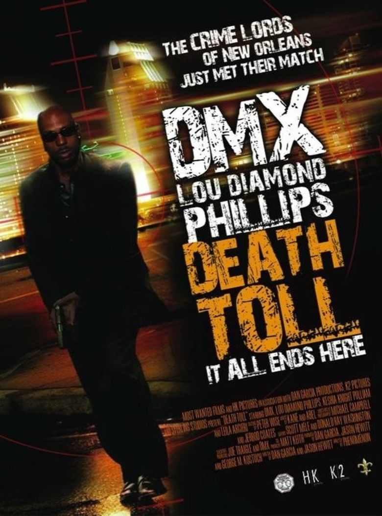 Death Toll movie poster