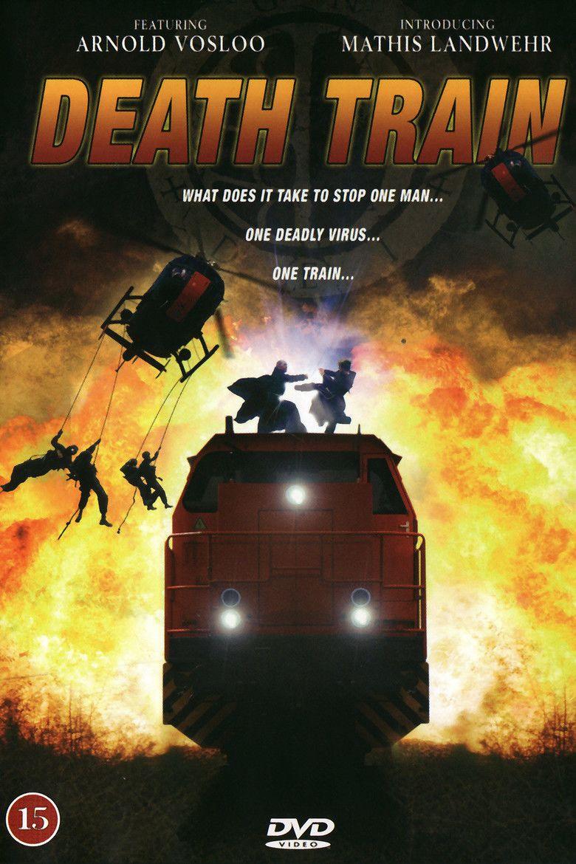Death Train (2006 film) movie poster