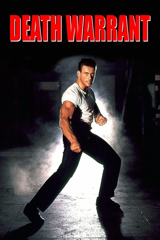 Death Warrant (film) movie poster