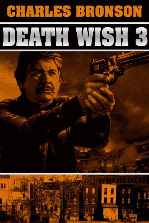 Death Wish 3 movie poster