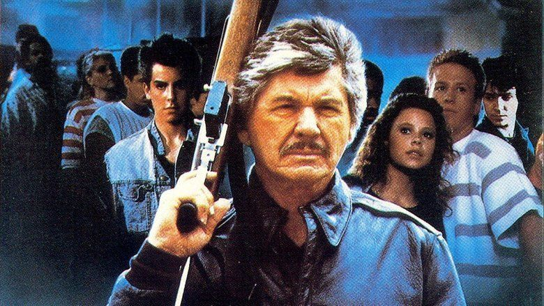 Death Wish 4: The Crackdown movie scenes