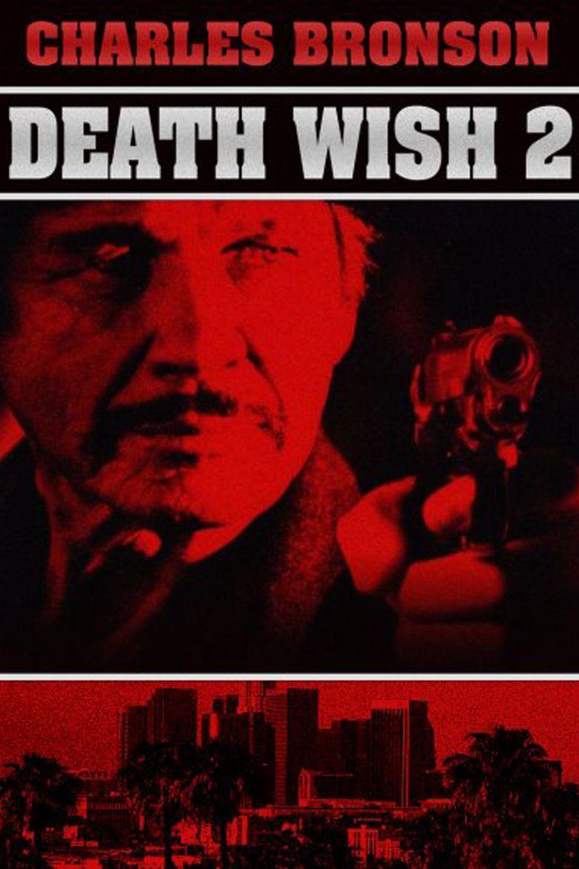 Death Wish II movie poster