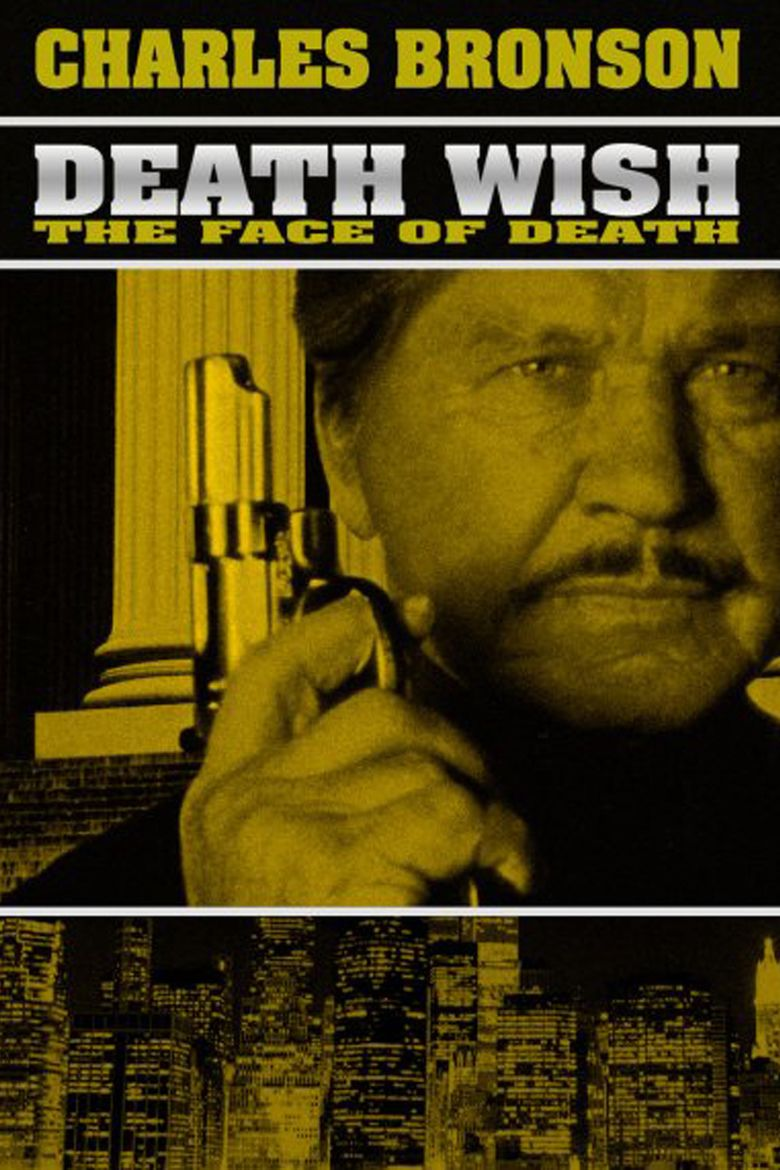 Death Wish V: The Face of Death movie poster