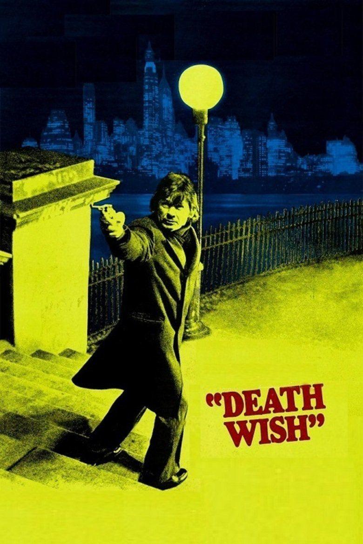Death Wish (film) movie poster