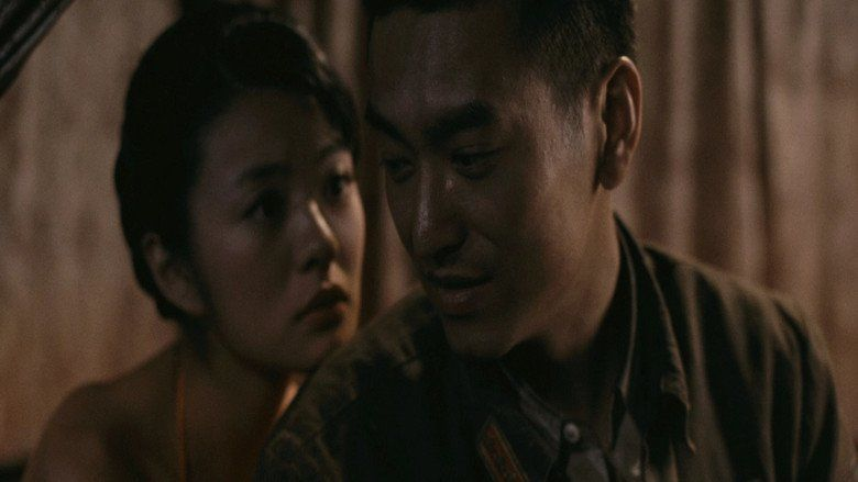 Death and Glory in Changde movie scenes