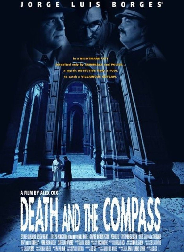 Death and the Compass (film) movie poster