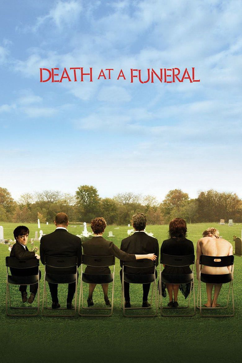 Death at a Funeral (2007 film) movie poster