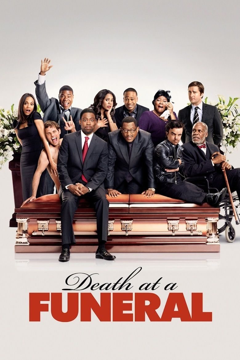 Death at a Funeral (2010 film) movie poster