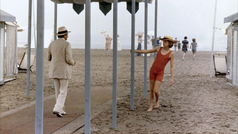 Death in Venice (film) movie scenes