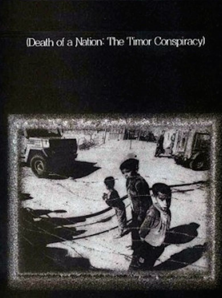 Death of a Nation: The Timor Conspiracy movie poster