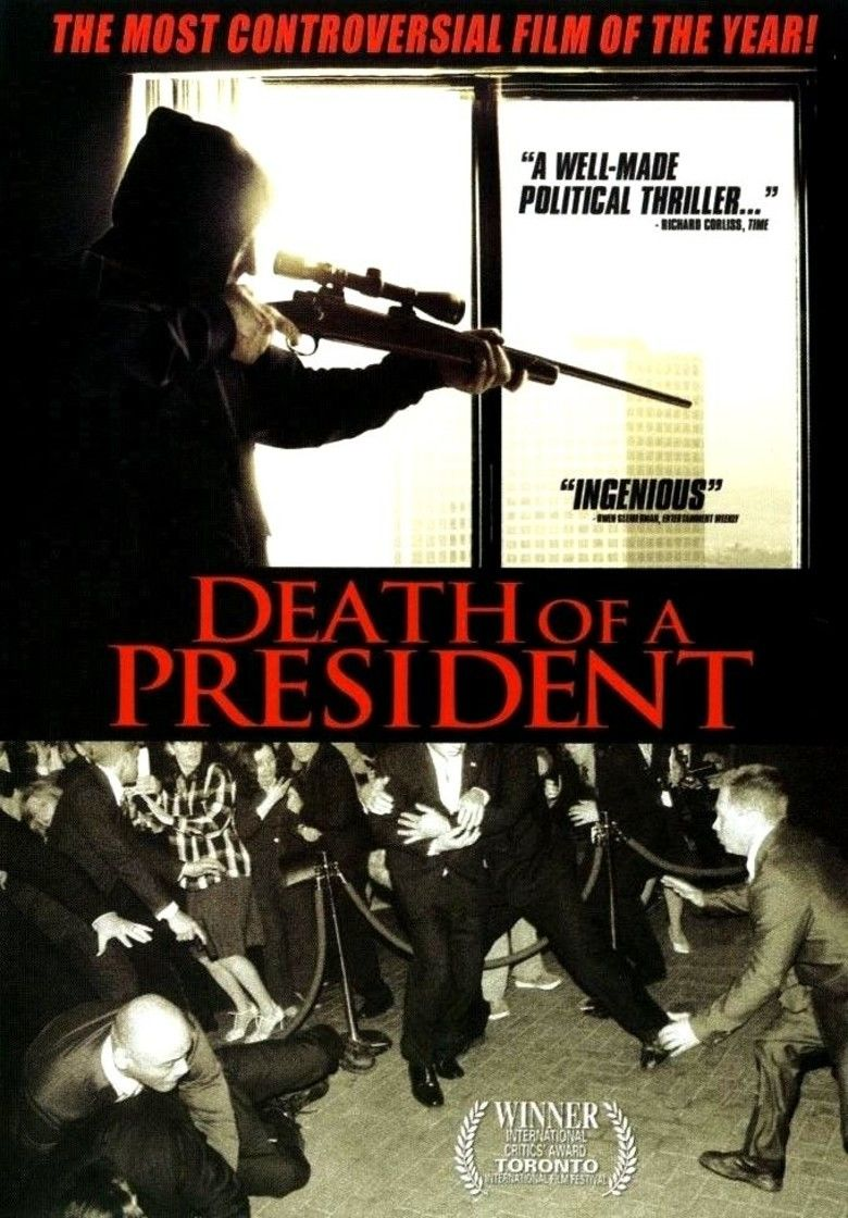 Death of a President (2006 film) movie poster