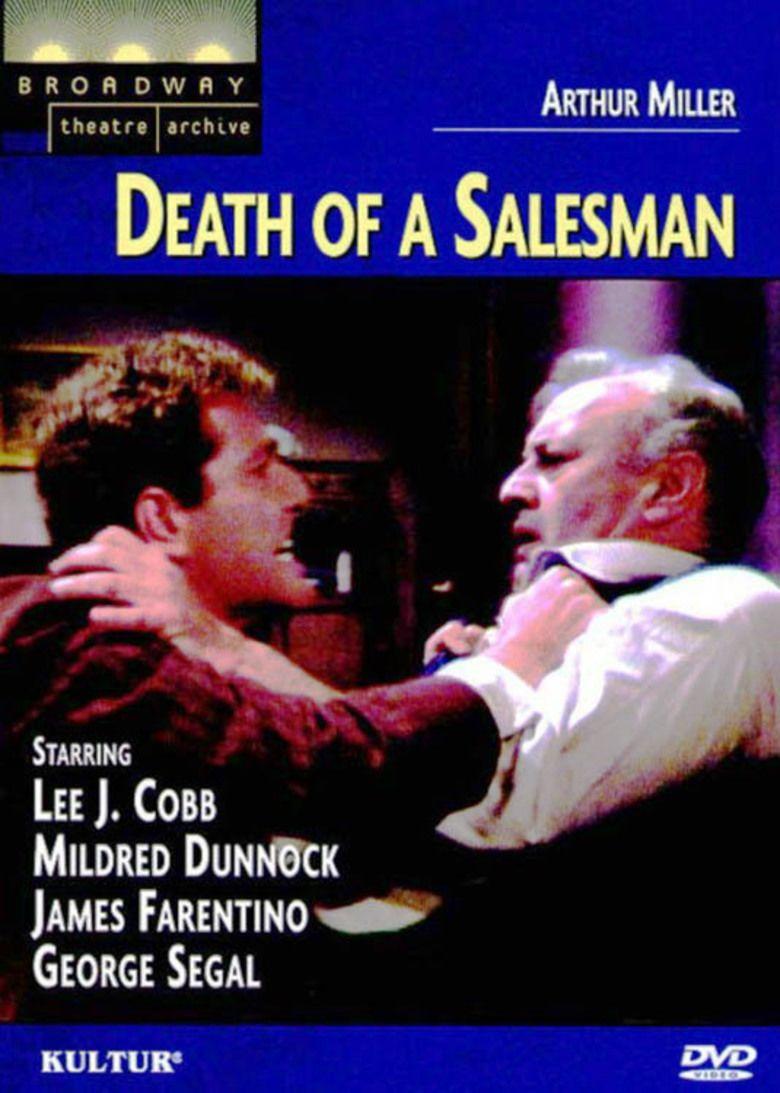 Death of a Salesman (1966 CBS TV film) movie poster