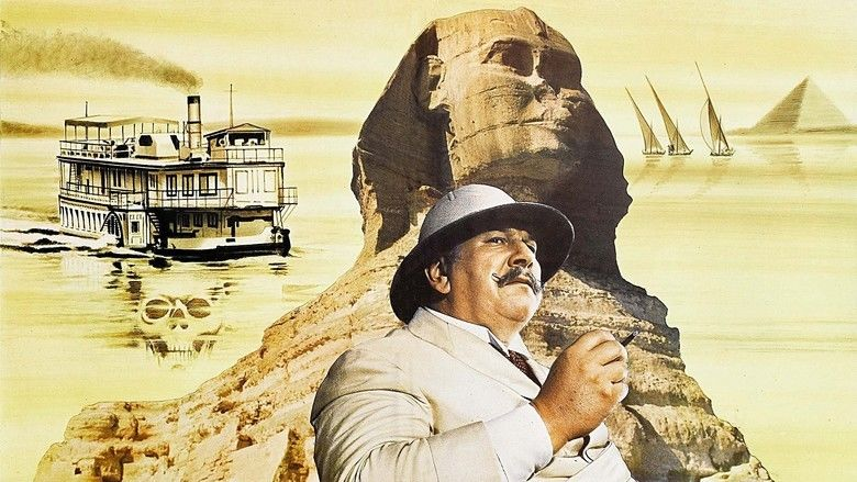 Death on the Nile (1978 film) movie scenes