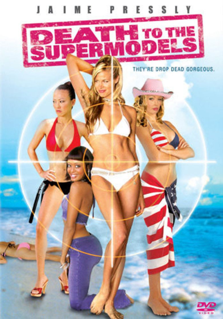 Death to the Supermodels movie poster