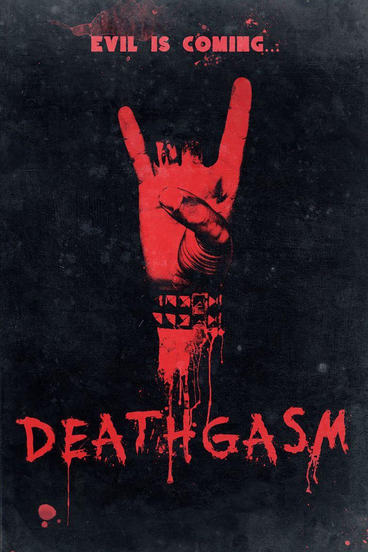 Deathgasm movie poster