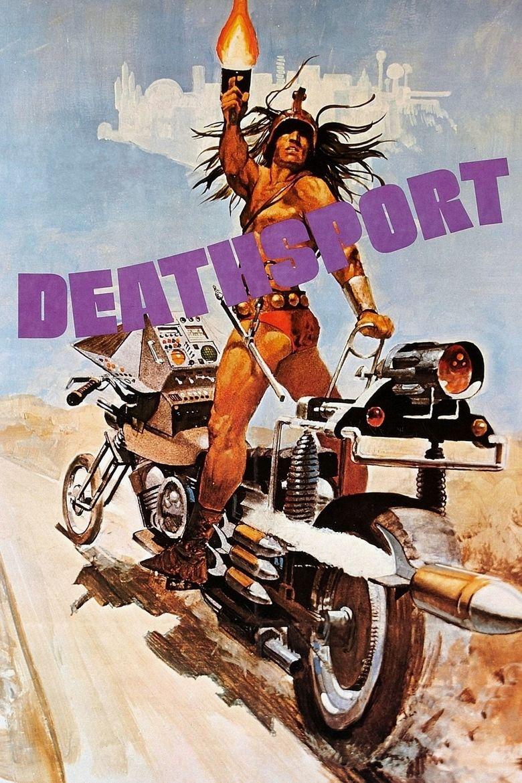 Deathsport movie poster