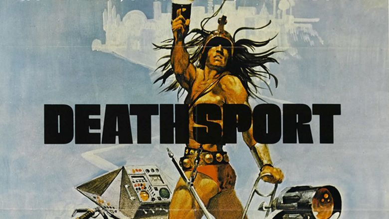 Deathsport movie scenes