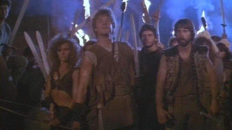 Deathstalker and the Warriors from Hell movie scenes