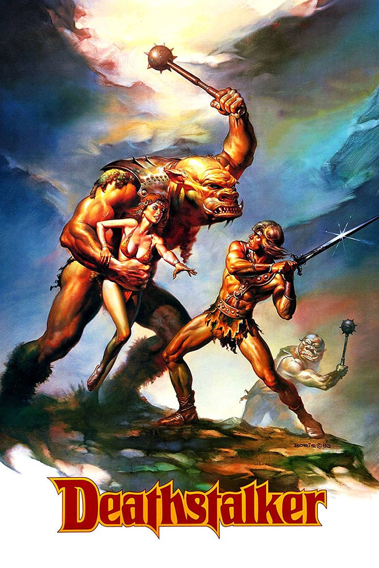 Deathstalker (film) movie poster
