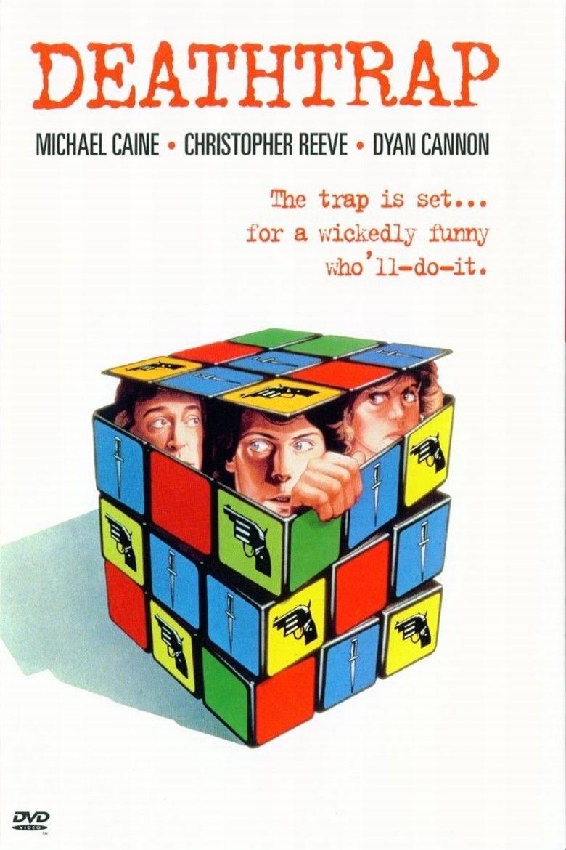 Deathtrap (film) movie poster