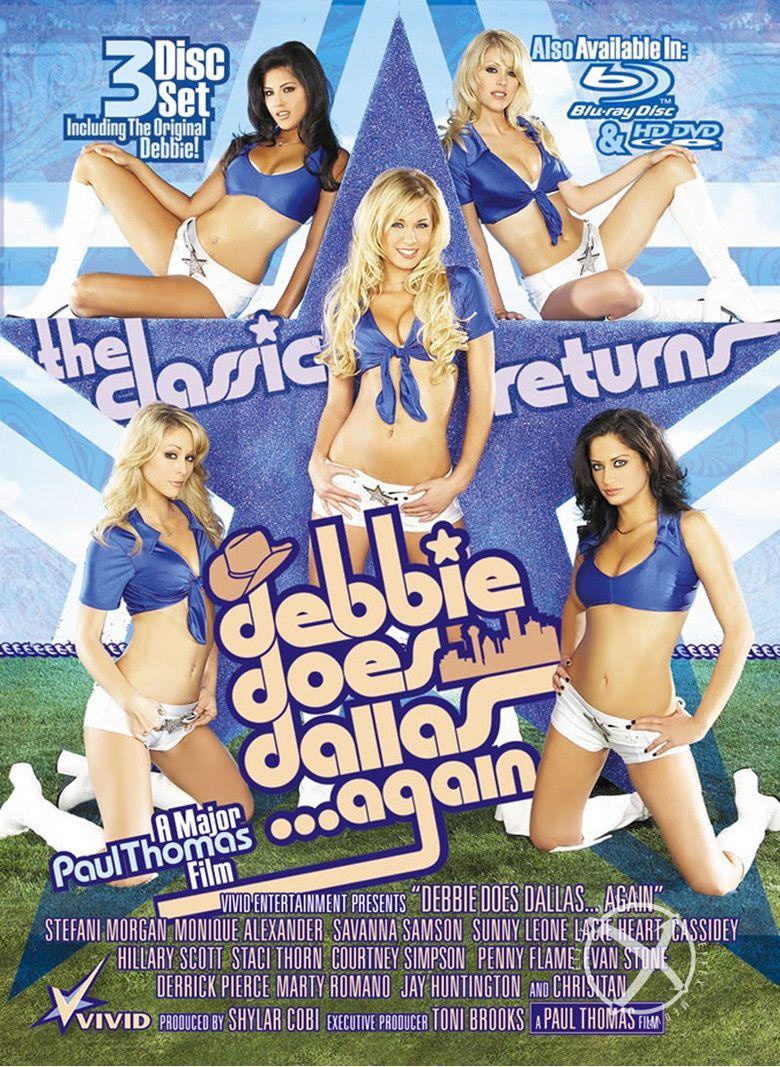 Debbie Does DallasAgain movie poster