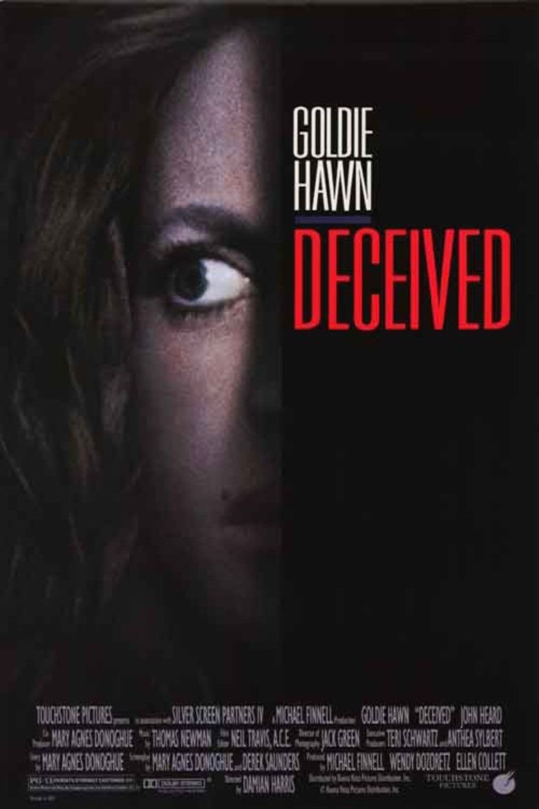 Deceived movie poster