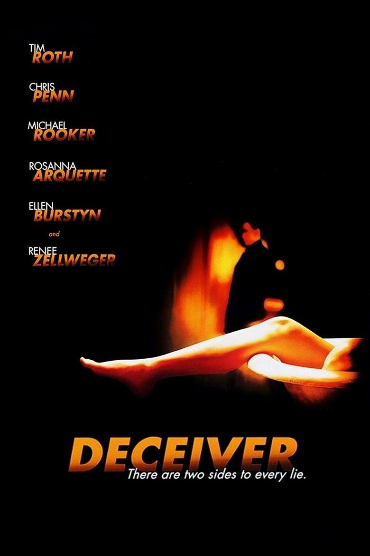 Deceiver (film) movie poster