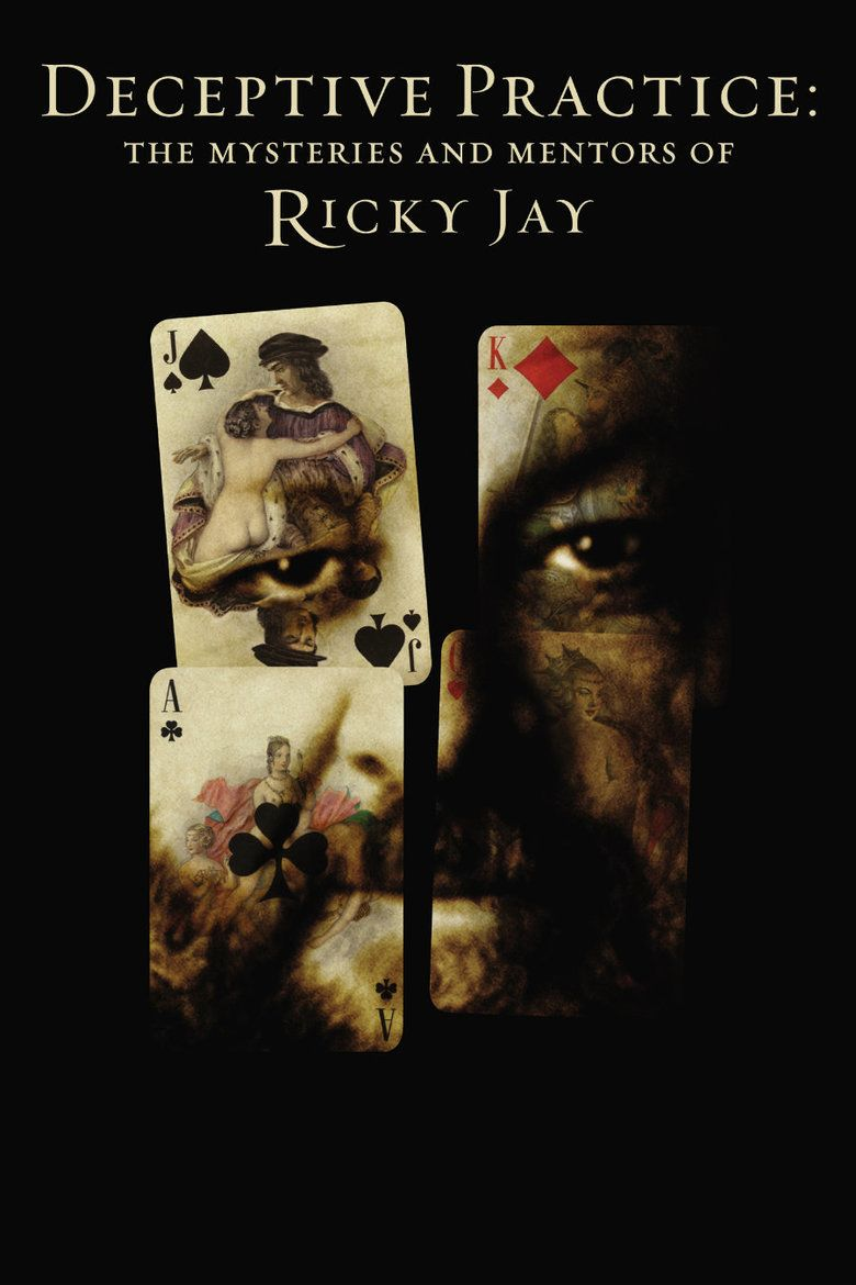 Deceptive Practice: The Mysteries and Mentors of Ricky Jay movie poster