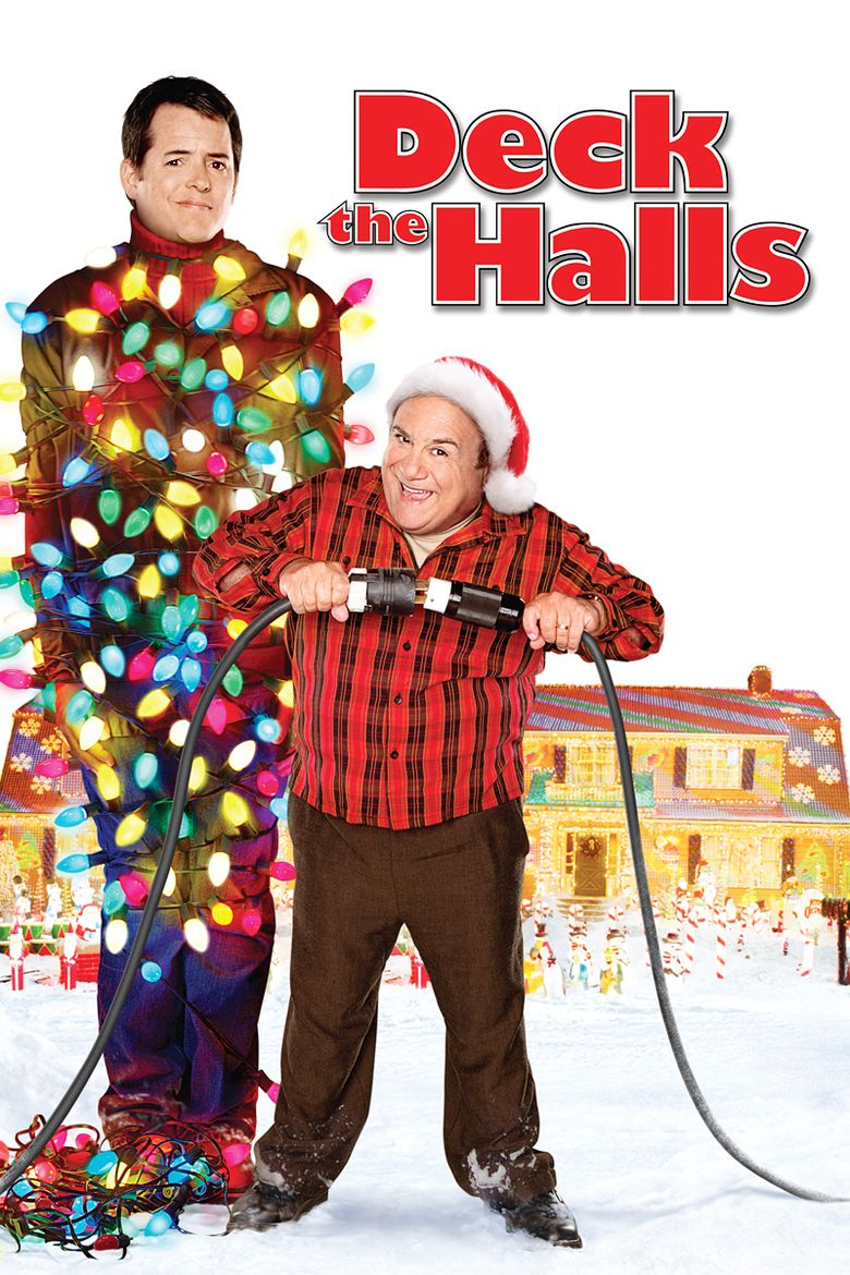 Deck the Halls (2006 film) movie poster