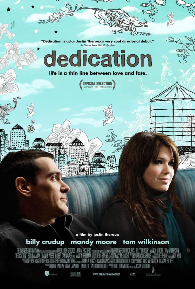 Dedication (film) movie poster