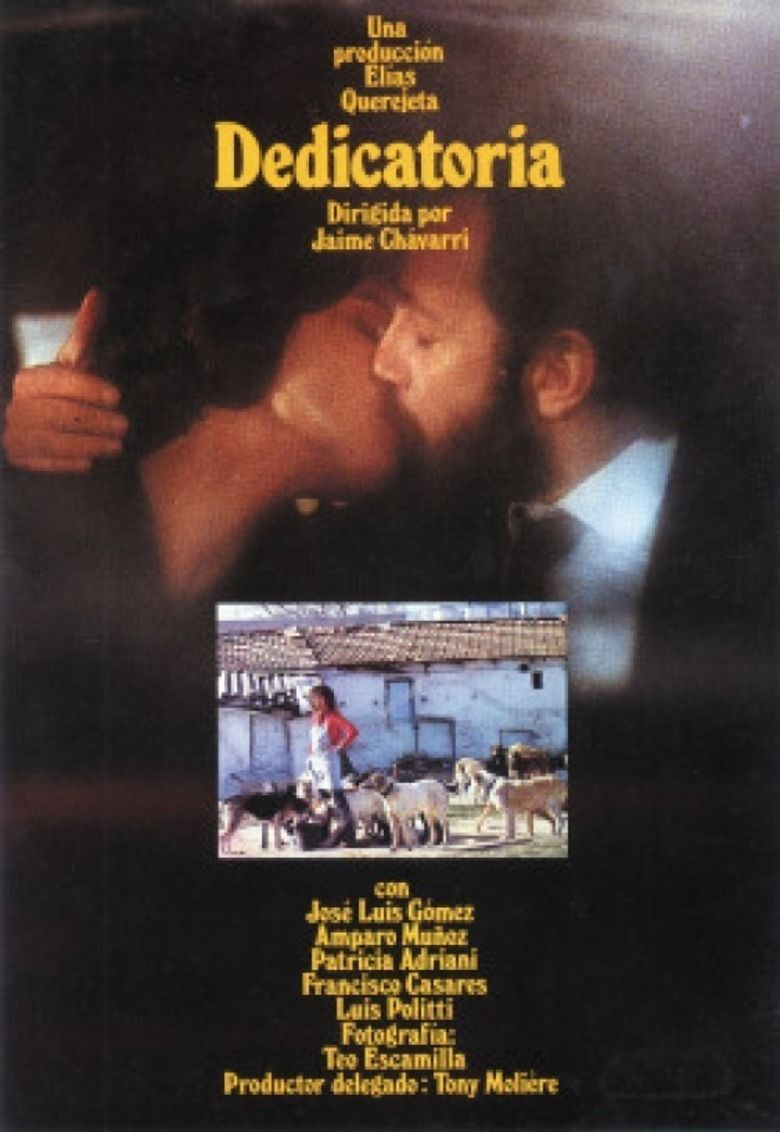 Dedicatoria movie poster