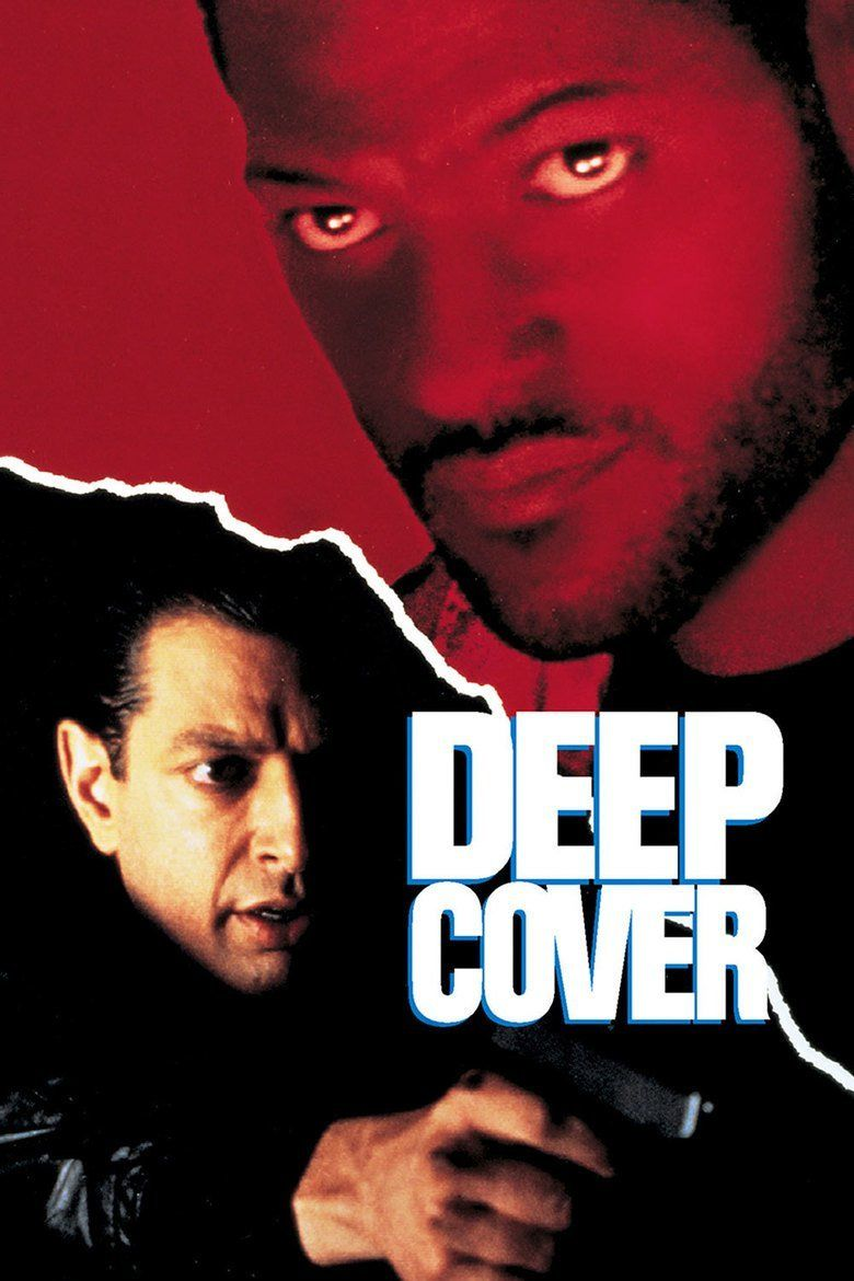 Deep Cover movie poster