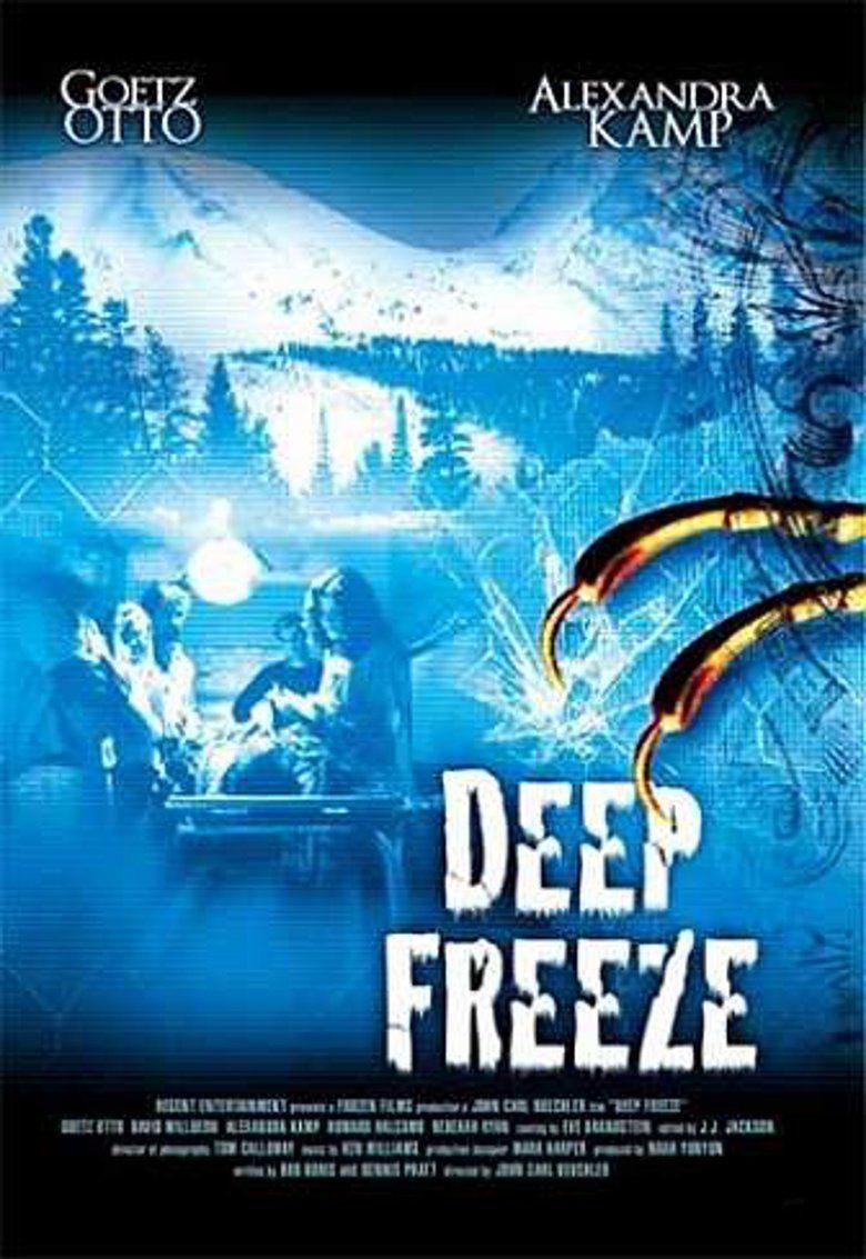 Deep Freeze (film) movie poster