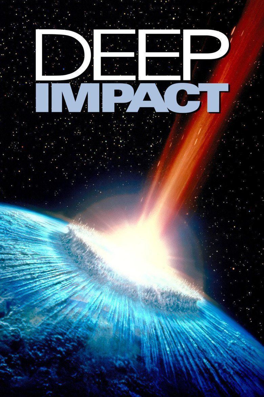 Deep Impact (film) movie poster