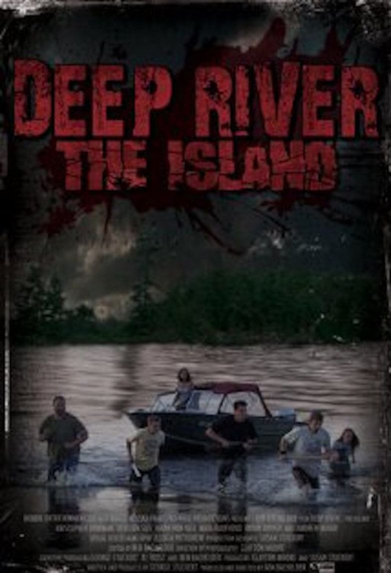Deep River: The Island movie poster