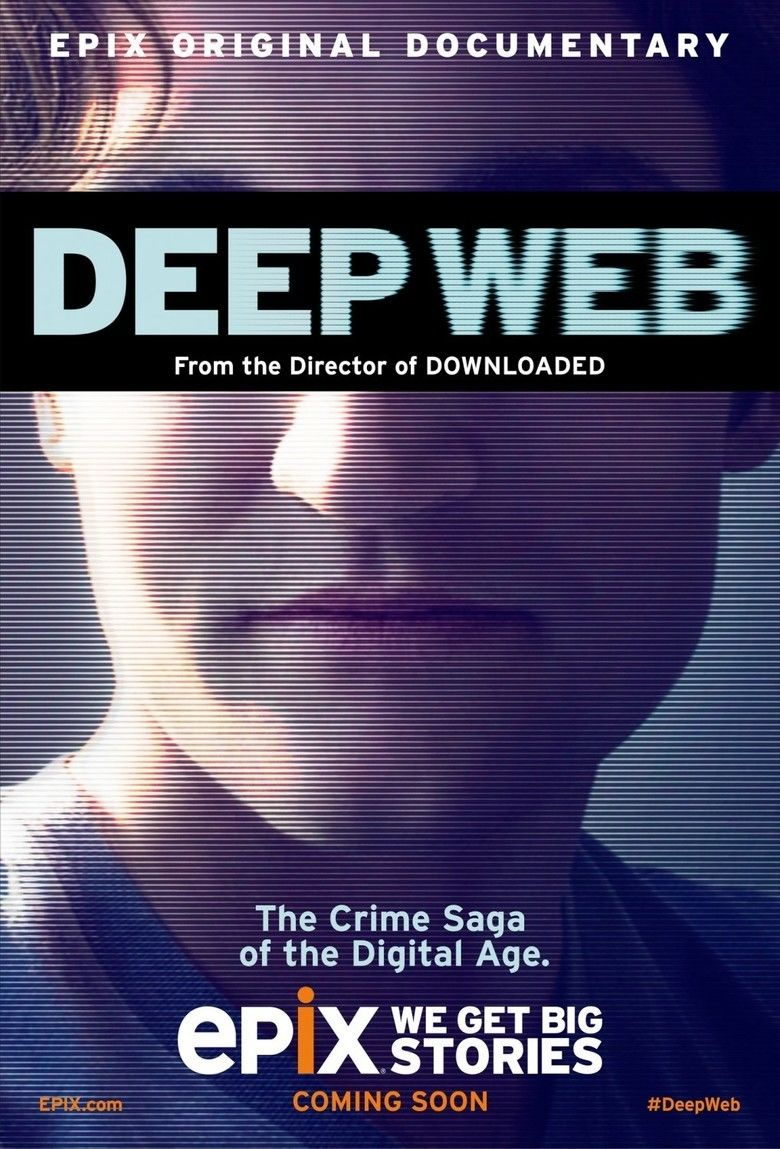 Deep Web (film) movie poster