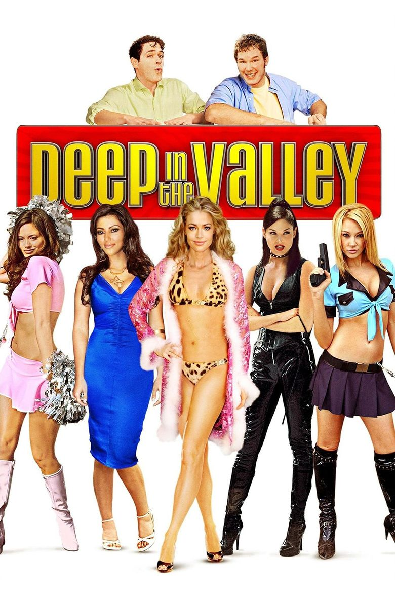 Deep in the Valley movie poster