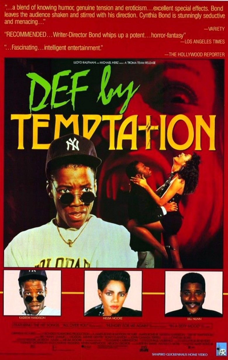 Def by Temptation movie poster