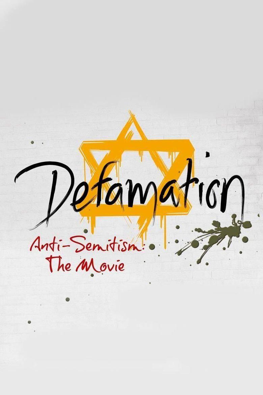 Defamation (film) movie poster