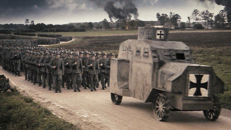 Defenders of Riga movie scenes