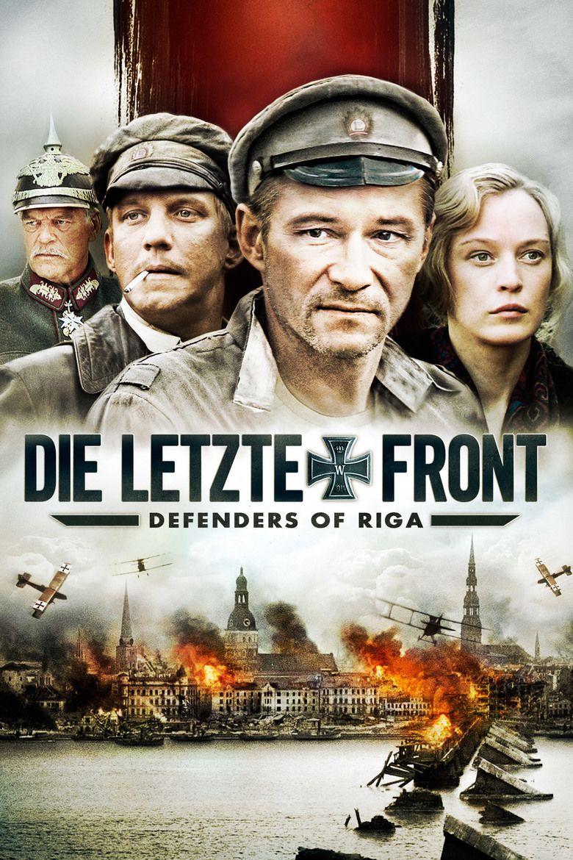 Defenders of Riga movie poster