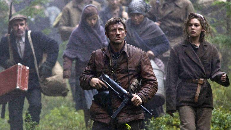 Defiance (2008 film) movie scenes