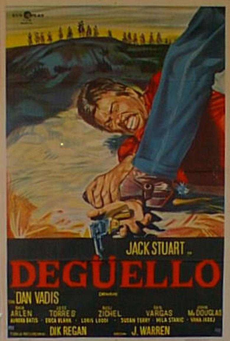 Degueyo movie poster