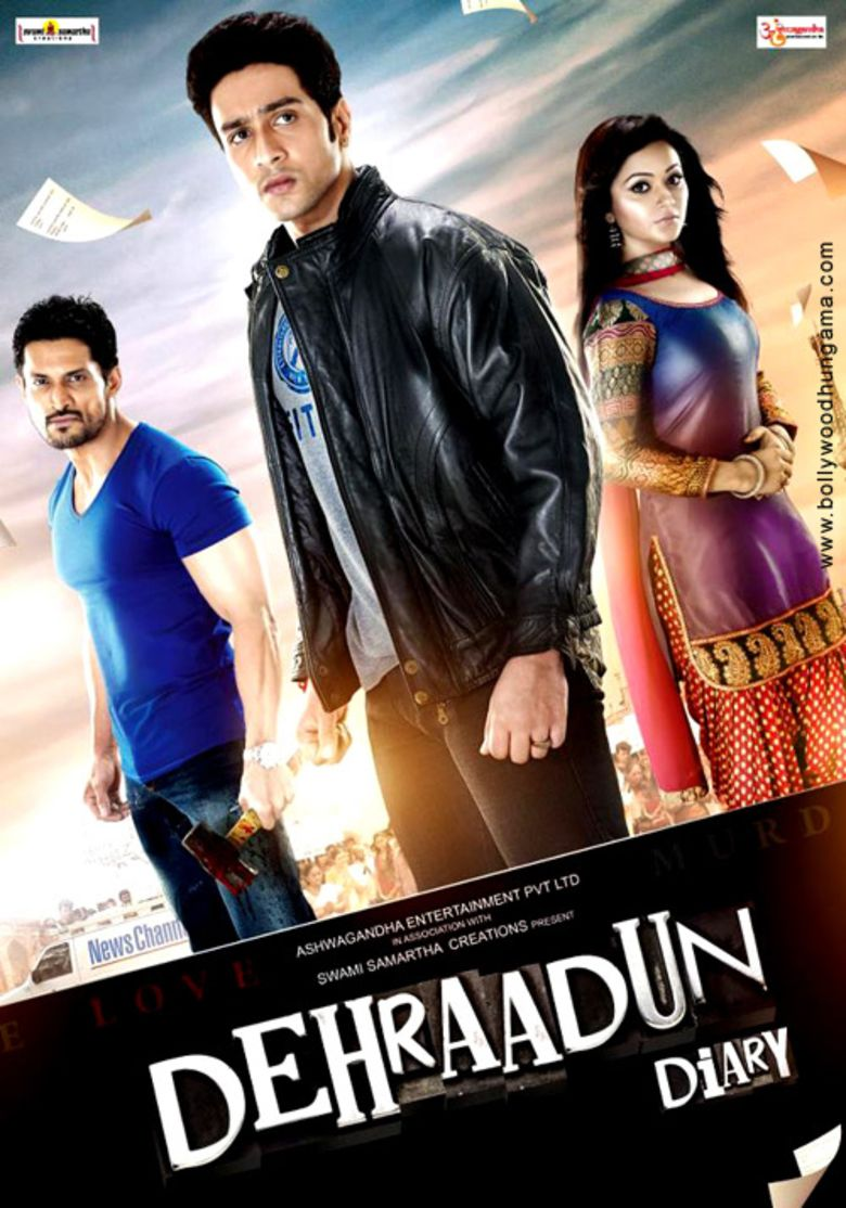 Dehraadun Diary movie poster