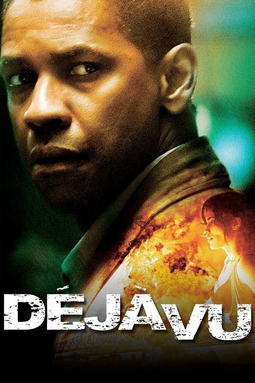 Deja Vu (2006 film) movie poster
